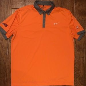 Nike Tour Golf Performance 2.0 UVA Polo